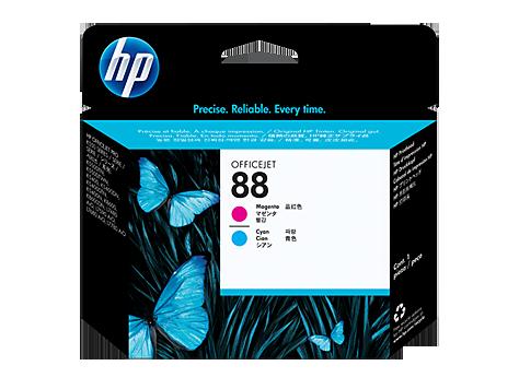 Печатающая головка HP 88 (C9382A) hp 88 cyan magenta c9382a