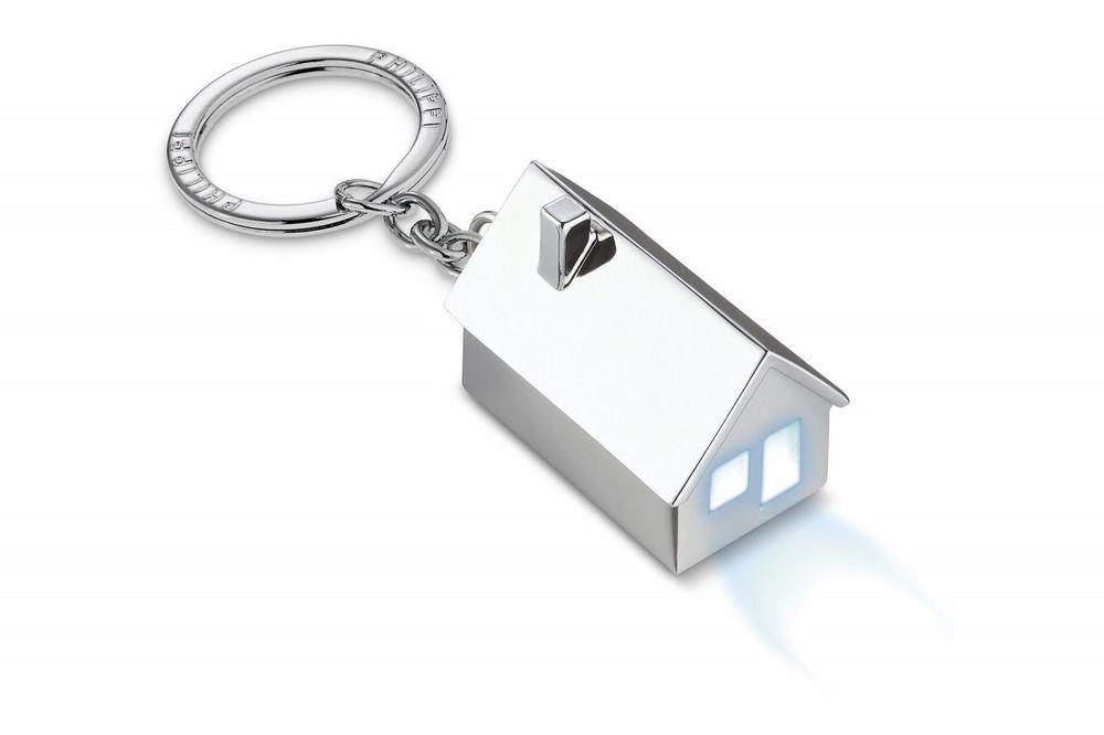 Брелок с подсветкой Haus фото