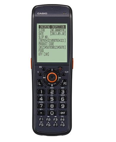 Терминал сбора данных Casio DT-970M51E фото