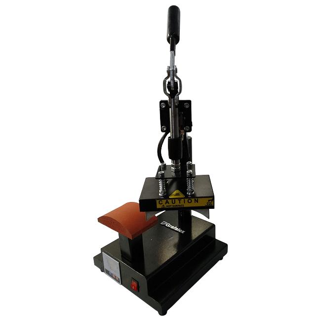 Кепочный термопресс Grafalex фото