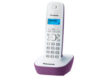 Panasonic KX-TG1611RUH panasonic kx tg1611ruh
