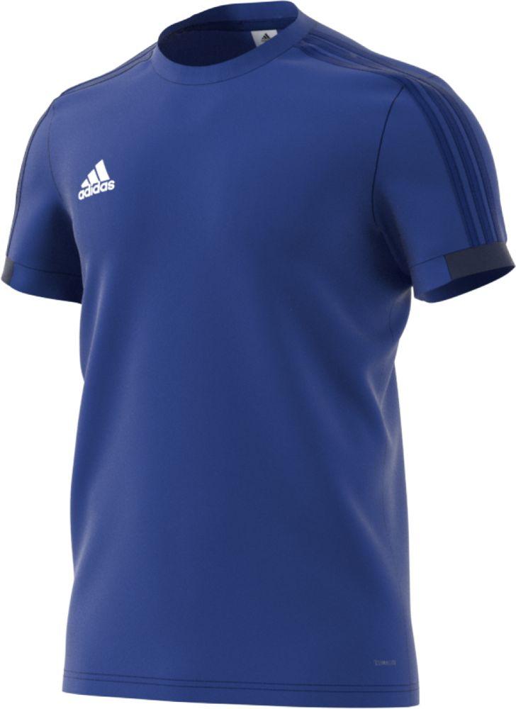 Футболка Condivo 18 Tee, синяя, размер XS футболка mister tee trust tee white xs