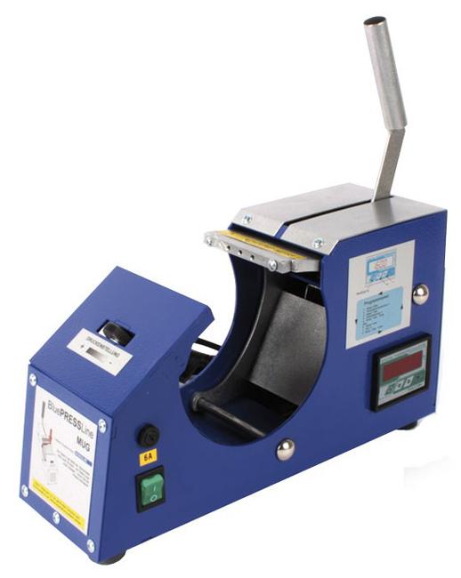 Фото - BluePRESSLine Mug (база) automatic mug printing machine mug