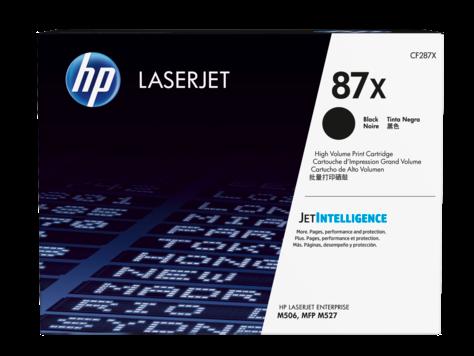 Картридж HP 87X черный (CF287X) цена