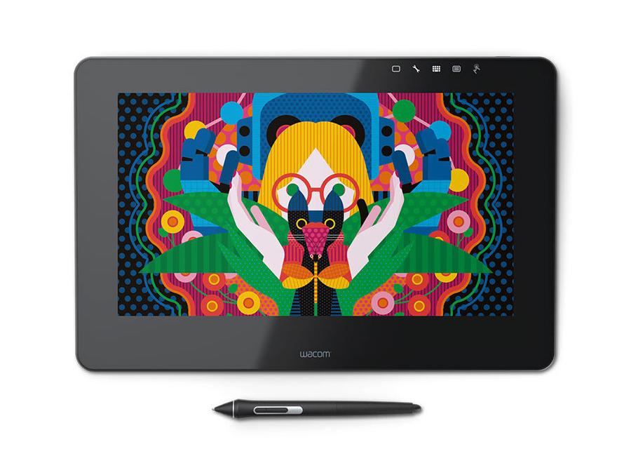 Wacom Cintiq Pro 13 (DTH-1320A-RU) графический планшет wacom mobile studio pro 13 dth w1320l ru