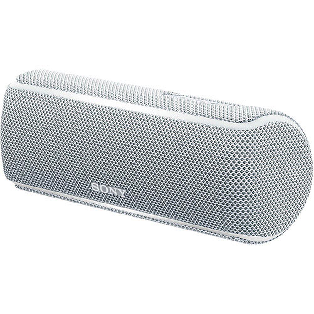 Беспроводная колонка Sony XB21W, белая sony srsxb21 blue беспроводная акустическая система