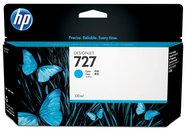 где купить HP DesignJet 727 Cyan 130 мл (B3P19A) дешево