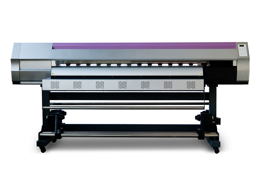 Фото - Экосольвентный плоттер Colors 180DX5, 180 см colors 1600zd