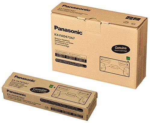 Фото - Фотобарабан Panasonic KX-FAD473A доп трубка panasonic kx tca185ru