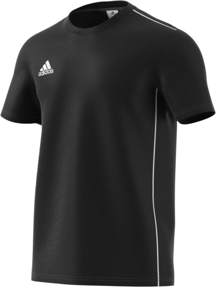 Футболка Core 18 Tee, черная, размер S фото