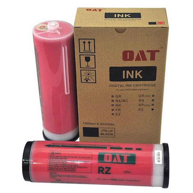 Фото - Краска красная RZ/EZ/MZ с чипом, 1000 мл, OAT collagene 3d крем маска для лица с витаминным комплексом уход за лицом 30 мл