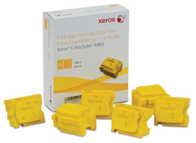 Фото - Чернила Xerox 108R01024 твердые чернила xerox 108r00818