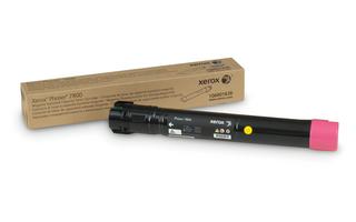 Тонер-картридж 106R01626 тонер картридж для лазерных аппаратов xerox тонер картридж пурпурный wc6655 7 5k 106r02753
