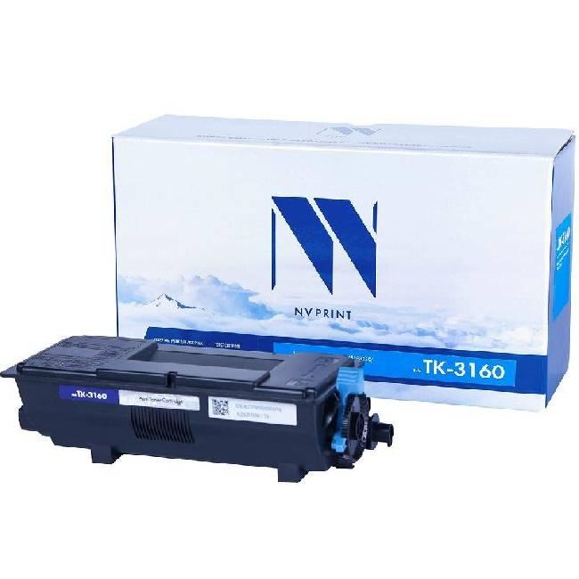 Картридж TK-3160 картридж nvprint tk 3160 12500 стр без чипа