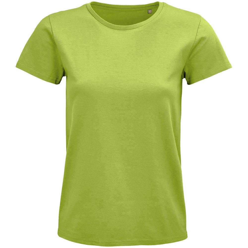 Фото - Футболка женская Pioneer Women, зеленое яблоко, размер L футболка женская pioneer women хаки размер l