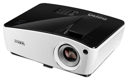 Фото - BenQ MW724 проектор benq mw707 dlp wxga 1280x800 3500lm 13000 1 2xнdmi mhl lan 1x10w speaker 3d ready lamp 15000hrs whi