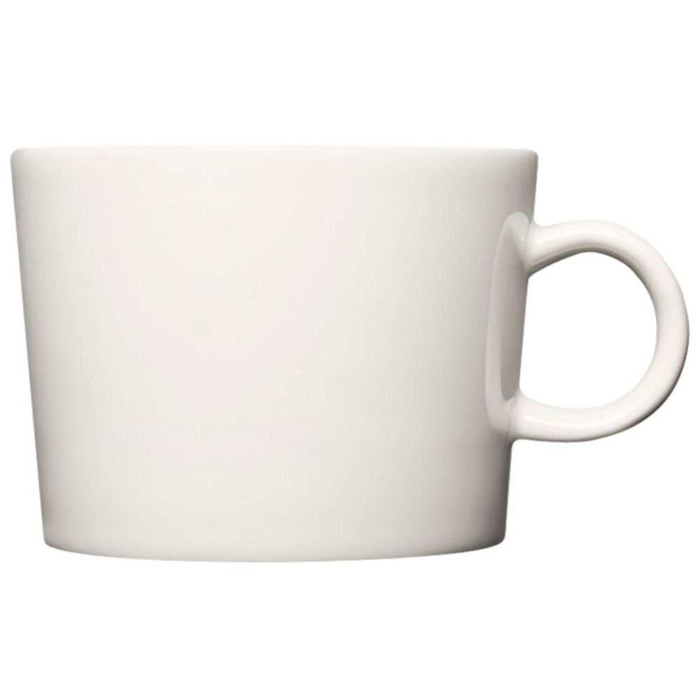 Чашка кофейная Teema, белая чашка кофейная teema белая