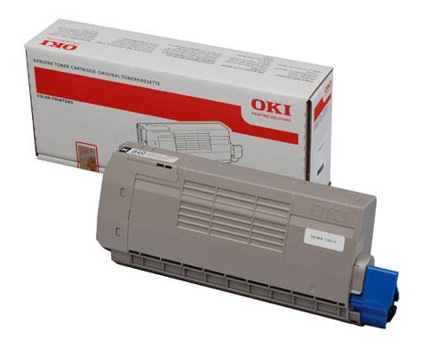 Фото - Тонер-картридж OKI TONER-W-Pro920WT-8K (44036059) тонер картридж oki c710 711 11k black