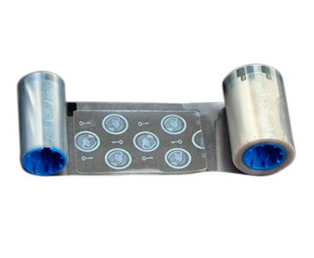 Фото - Ламинирующая лента Genuine Secure hologram 800015-120 ламинирующая лента zebra top holographic wallpaper lock design 800086 004