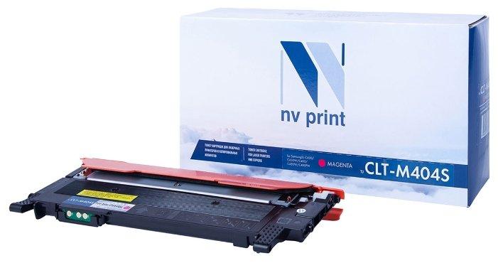 Фото - Картридж NV Print CLT-M404S M картридж nv print clt m404s magenta для samsung sl c430 c430w c480 c480w c480fw 1000k