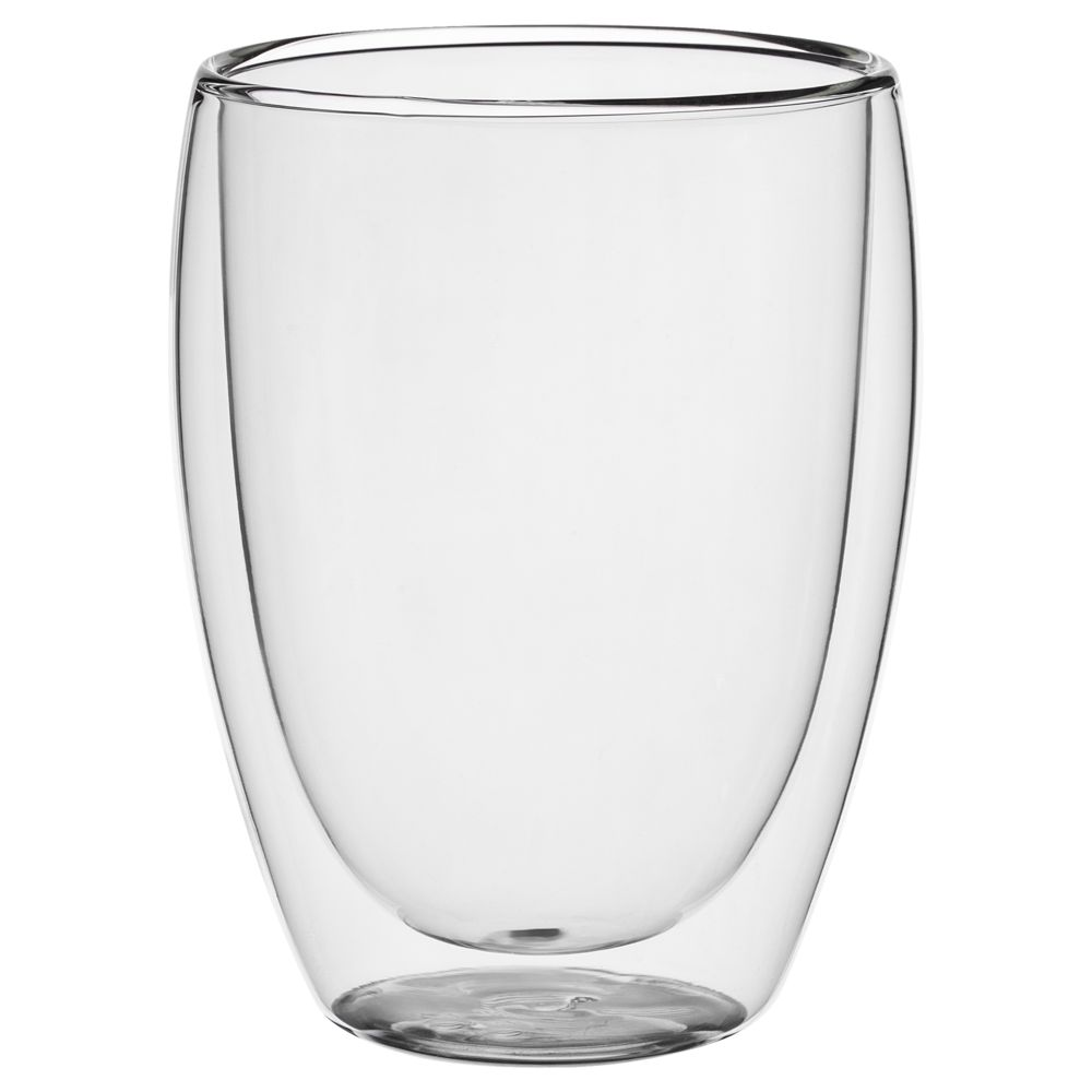 Стакан с двойными стенками Glass Big Bubble, ver.2