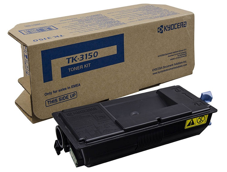 Фото - Тонер-картридж Kyocera TK-3150 тонер картридж kyocera tk 140 1t02h50euc black