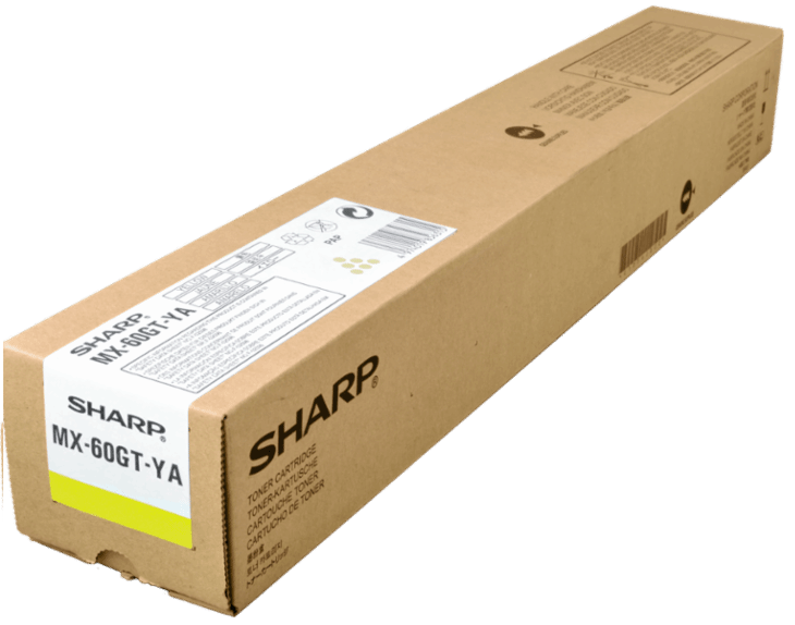 Фото - Тонер-картридж Sharp MX-61GTYA тонер картридж sharp mx 561gt
