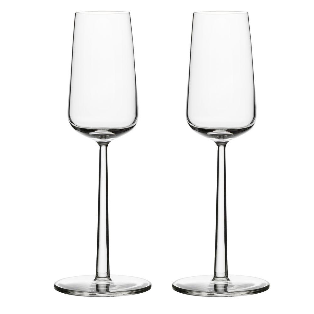 цена Набор бокалов для шампанского Essence онлайн в 2017 году