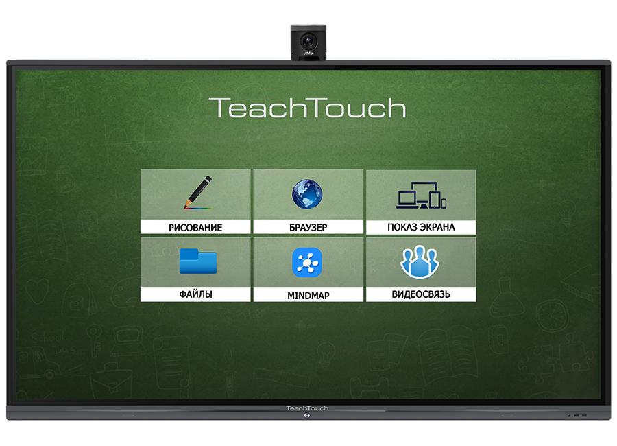 Фото - Интерактивный комплекс TeachTouch 4.0 SE 86, UHD, 20 касаний, PC, Win 10 40914 лента для принтеров lm 150 lp 350 pc ii белая шрифт голубой пластик 9 ммх7 м 1