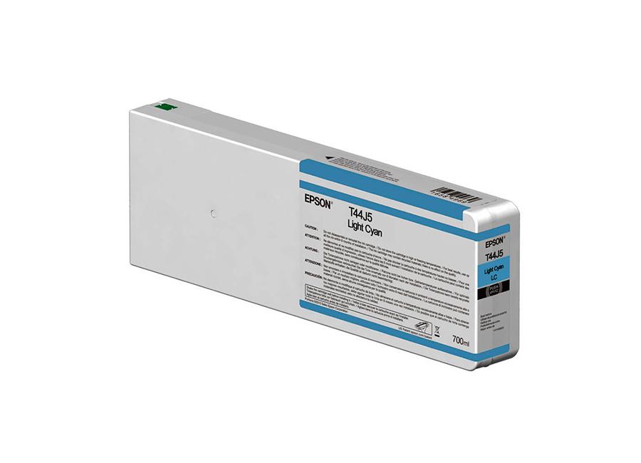 Картридж повышенной ёмкости Epson T44J440 Light Cyan 700 мл (C13T44J540) картридж epson c13t32424010 голубой cyan 14 мл для epson sc p400
