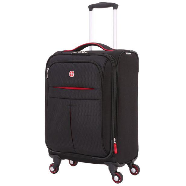 Фото - Чемодан Arosa S, черный чемодан