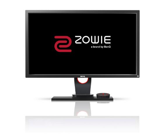 24 ZOWIE by BenQ XL2430 Gray с поворотом экрана