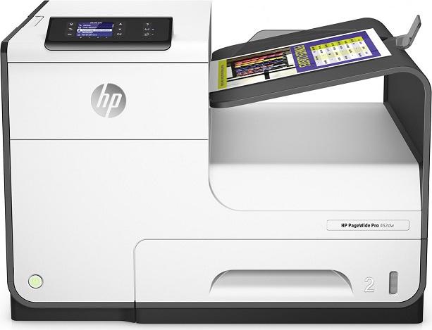 HP PageWide 452dw (D3Q16B).
