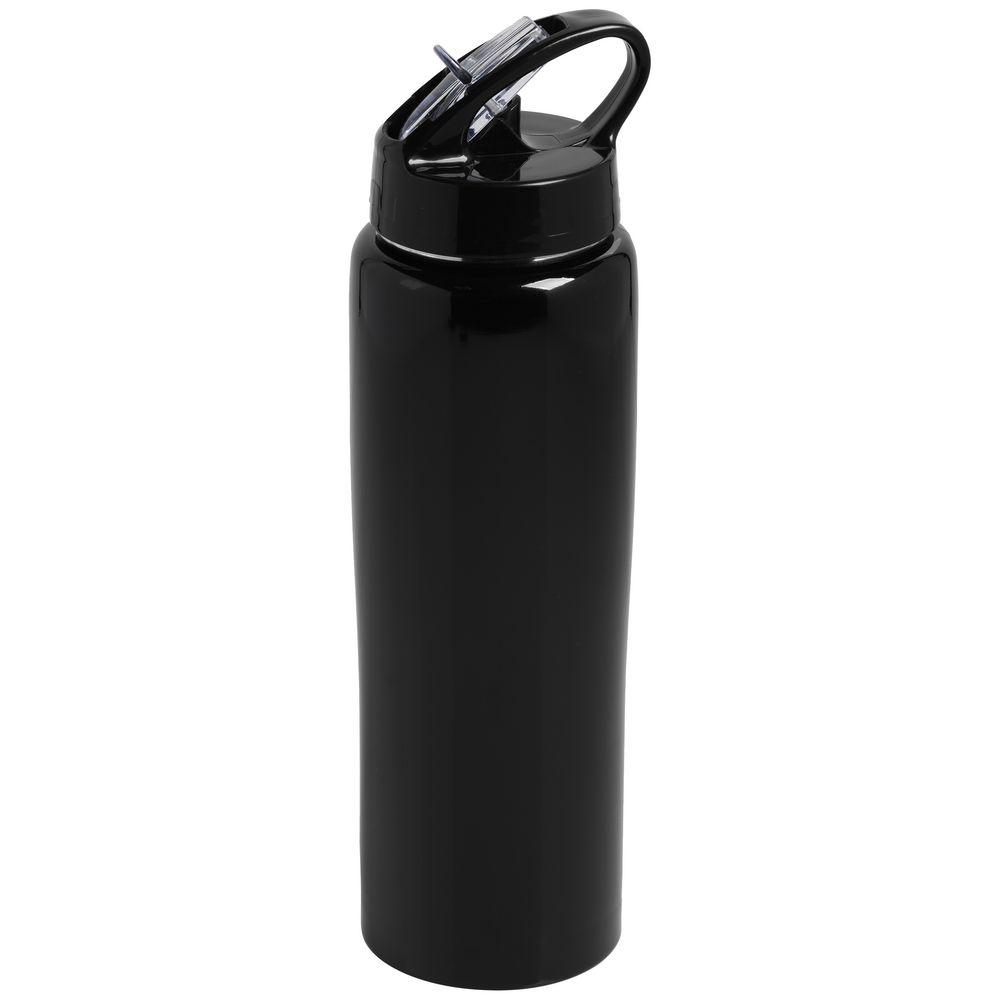 Спортивная бутылка Moist, черная спортивная бутылка pinnacle sports красная