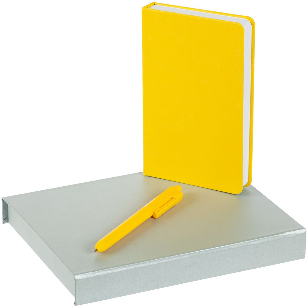 Набор Bright Idea, желтый набор idea charger черный