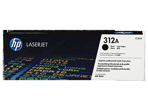 Картридж HP 312A LaserJet (CF380A)