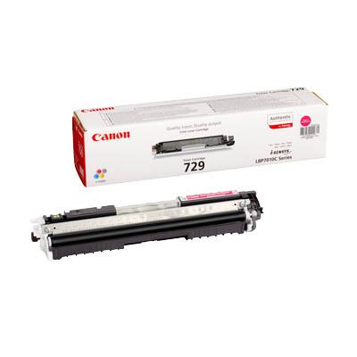 Тонер-картридж 729 (4368B002) canon 729 4368b002 тонер картридж для принтеров canon lbp 7010c 7018c magenta