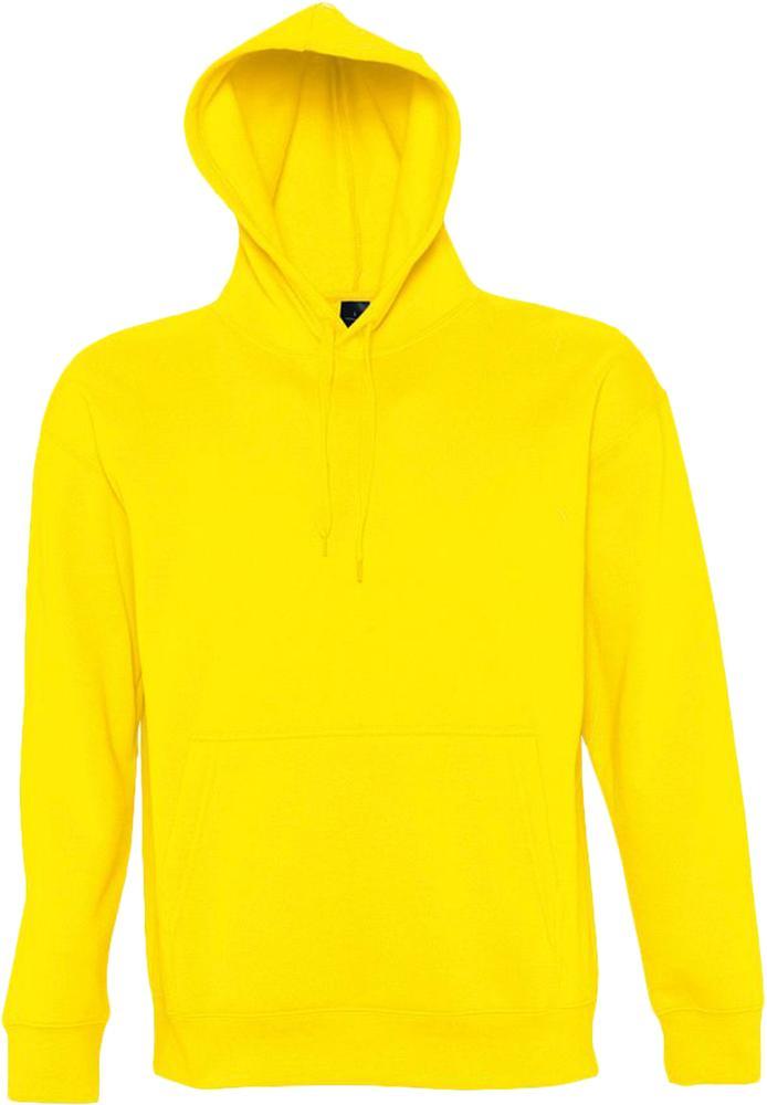 Толстовка с капюшоном SLAM 320, лимонно-желтая, размер XXL толстовка с капюшоном slam 320 ярко зеленая размер xxl