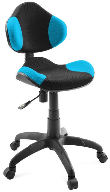Кресло детское Гелеос Джой, синее