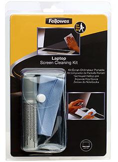 Фото - Комплект для ухода за экраном ноутбука Fellowes аккумулятор для ноутбука ibatt apple a1395 ib a405