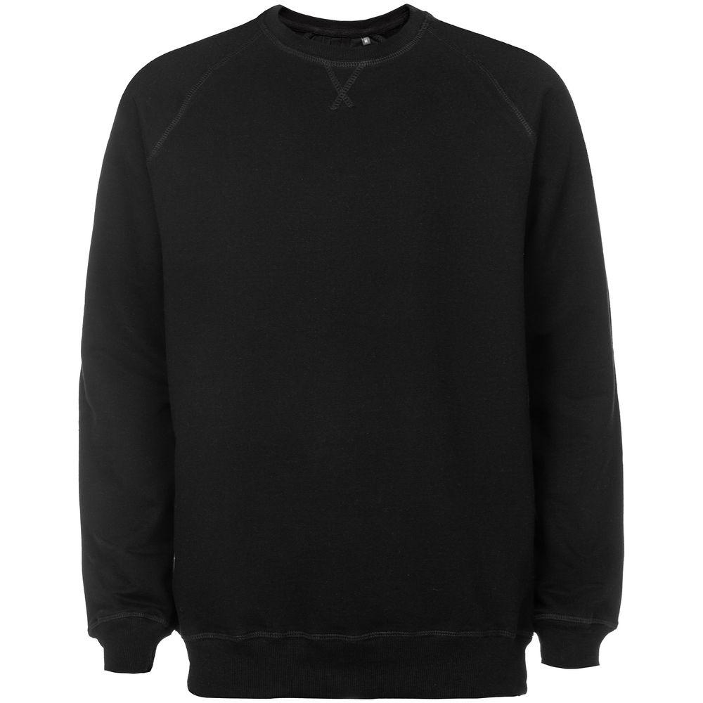 Свитшот Kulonga Raeglan мужской черный, размер XL
