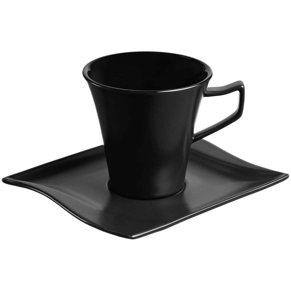 цена Кофейная пара Twist Mist, черная онлайн в 2017 году