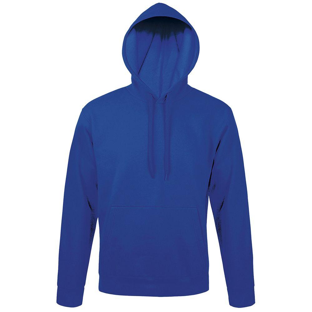 Толстовка с капюшоном SNAKE II ярко-синяя, размер XXL