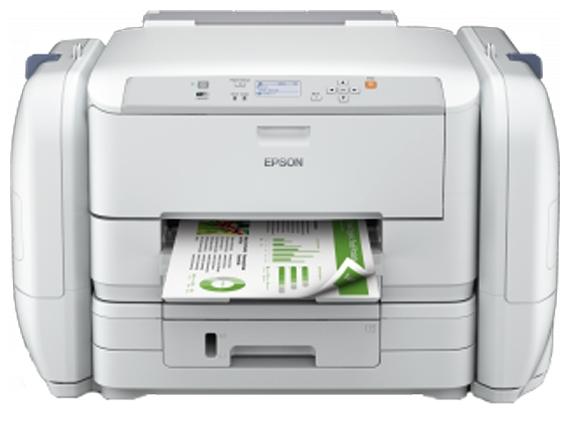 Принтер Epson WorkForce Pro WF-R5190DTW (C11CE28401) фото