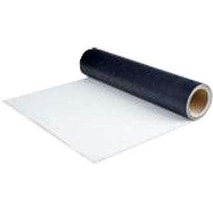 Пленка для термопереноса на ткань Duoflex бело-черная