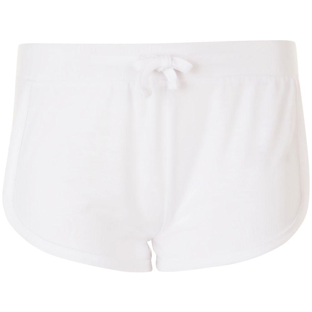 Шорты женские JANEIRO белые, размер XS/S