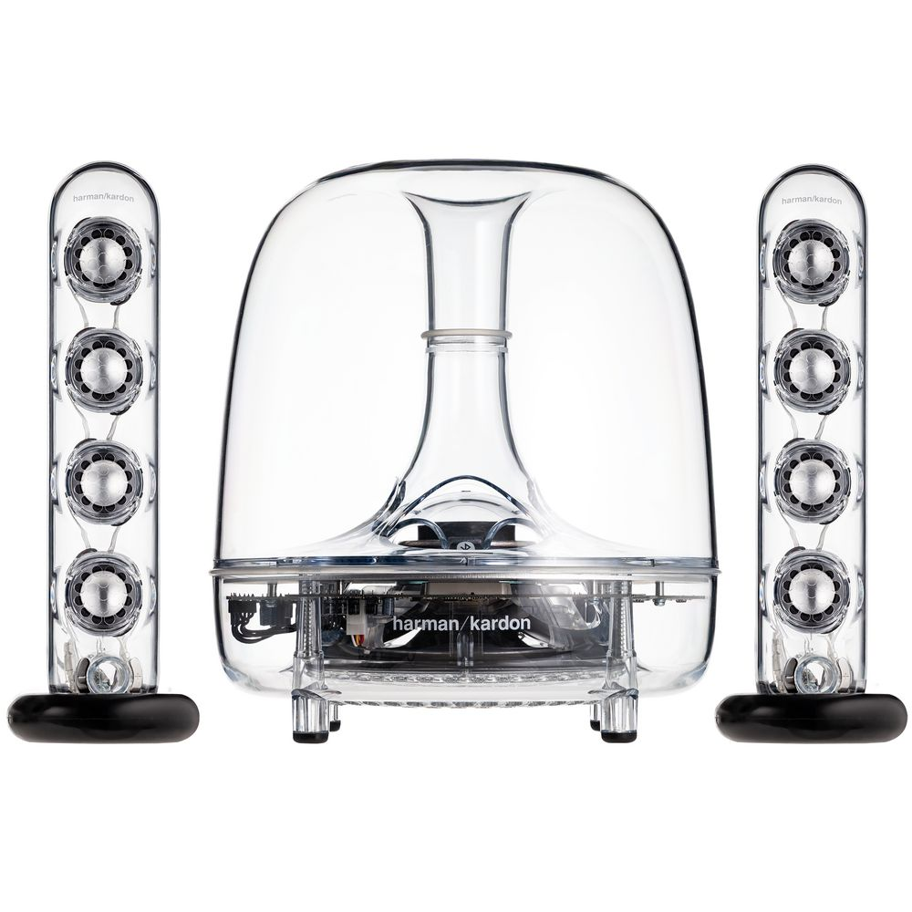 Настольные колонки Harman Kardon Soundsticks 2.1, белые
