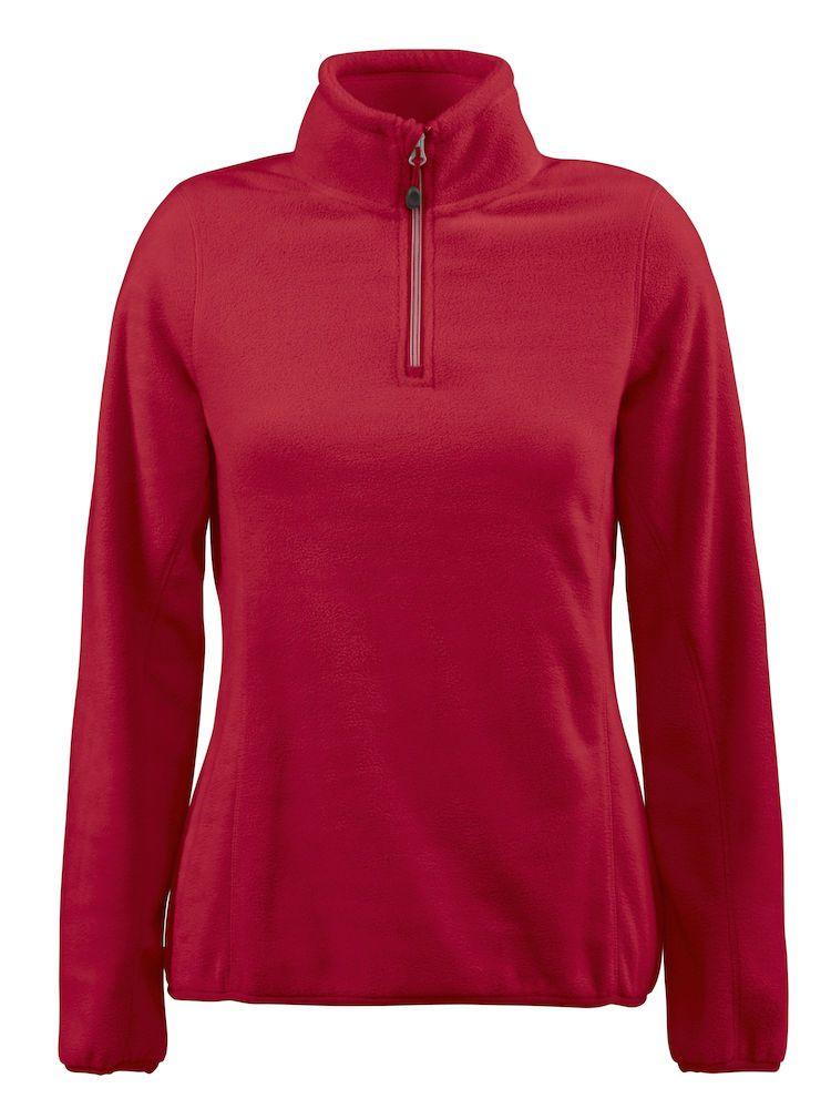 Толстовка флисовая женская Frontflip красная, размер XXL толстовка флисовая женская frontflip красная размер s