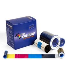 Фото - Полноцветный полупанельный картридж Zebra YMCKO 800033-847 монохромная черная лента zebra kdo used 800033 350