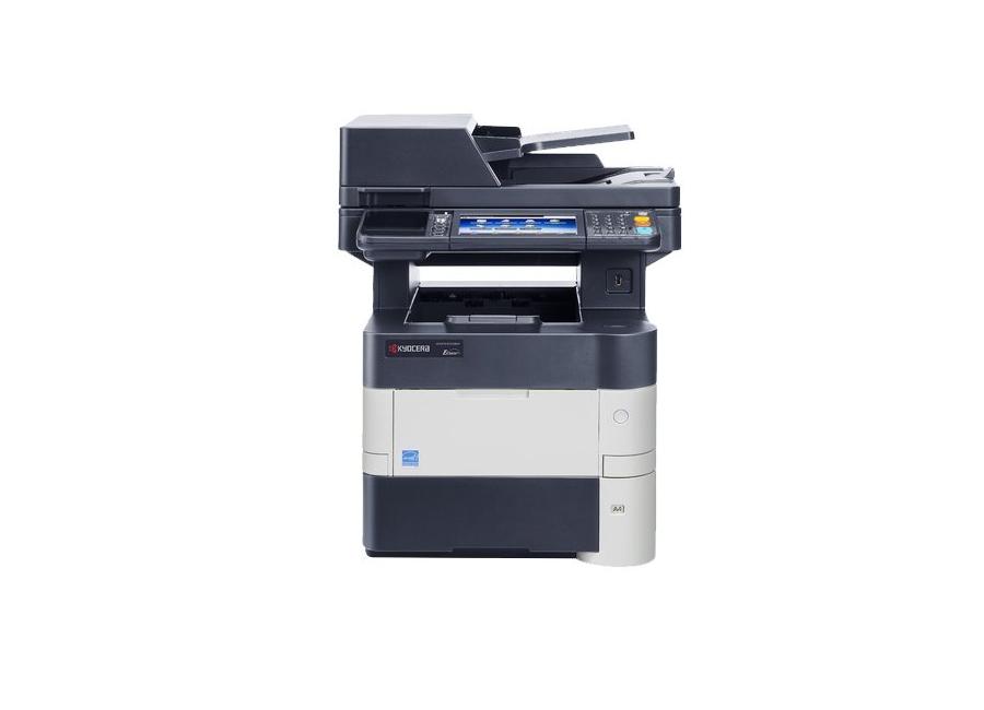 Kyocera Ecosys M3660idn мфу panasonic kx mb2137rub ч б a4 26ppm 2400x600dpi автоподатчик факс ethernet usb бело черный
